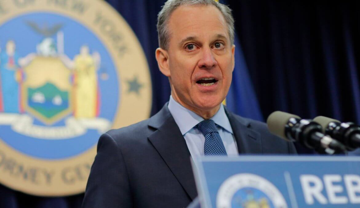 Our Resistance & former Attorney General Schneiderman