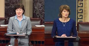 Tell Sen. Collins & Murkowski to Demand an FBI Investigation!